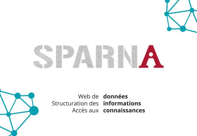 Sparna – logo, identité visuelle