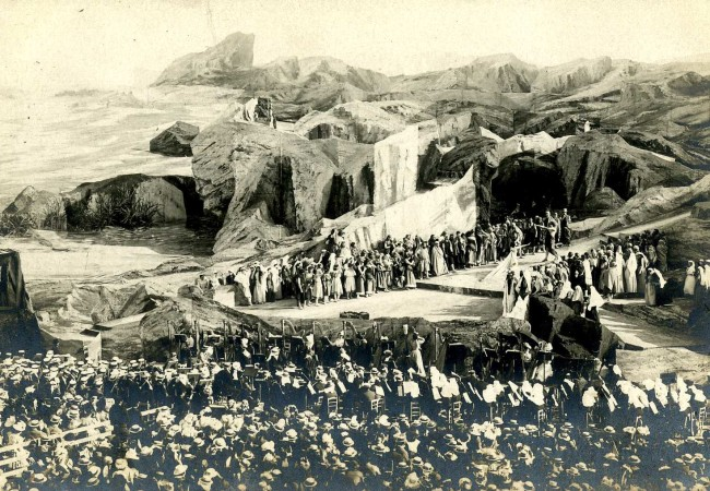 SPARQL sur DOREMUS : une balade autour de Gabriel Fauré